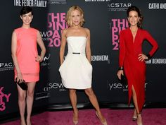 Anne Hathaway, Maria Bello y Kate Beckinsale asisten a The Pink Party 2013 ~ ActorsZone