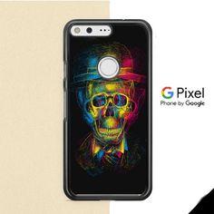 Skull Logo Google Pixel Case