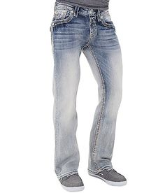 d381824cec182f Rock Revival Ilford Boot Jean - Men s Jeans in Ilford B