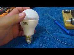 Survival camping tips Electrical Installation, Luz Led, Electronics Projects, Led Lamp, Arduino, Light Bulb, Home Improvement, Hardware, Lighting