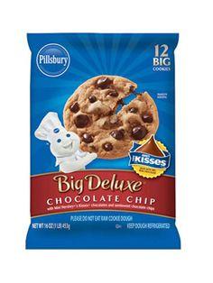 Pillsbury chocolate cake cookie recipe