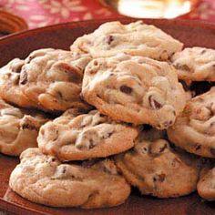Honey Maple Cookies Recipe - Taste of Home (Barbara Kuder, Tribune, KS)