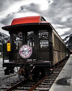 White Pass and Yukon Route; Yukon Railroad by Pallav Vyas