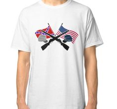 """""""Cross Freedom EDR 839 """" Classic T-Shirts by Rachelparsons 