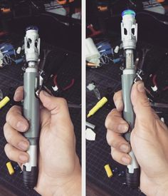 This DIY will get you the Tenth Doctor's tool for under $25.