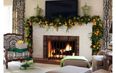 6 Gorgeous Holiday Garland Ideas
