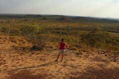 Bill Allen Lookout, for sweeping 360-degree panoramic views of Tennant Creek