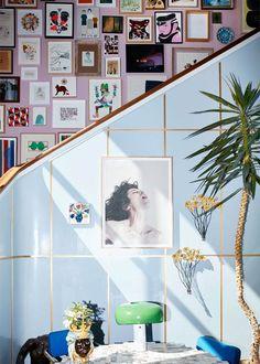 Det kan ikke blive for farverigt, for mønstret eller for meget, hvis du spørger indehaveren af verdens bedste københavnerbutikker Holly Golightly, Barbara Maj Husted Werner.