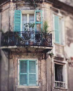 New Orleans Photography Art French Quarter Photograph by Briole Photography