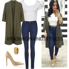 """""""Get The Look With Glamrezy @Amrezy"""" by fashionandstyle55 on Polyvore"""