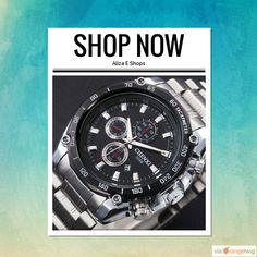 Must Haves, Shop Now, Watch, Store, Check, Shopping, Products, Clock, Business