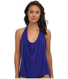 Magicsuit Solid Sophie Tankini Top Twilight - Zappos.com Free Shipping BOTH Ways