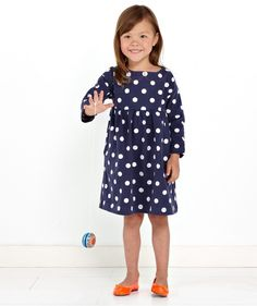 introducing the Oliver + S Playtime dress, tunic + leggings sewing pattern