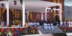 Papa Francisco en México: Homilía en la Santa Misa celebrada en la comunidad indígena San Cristóbal de las Casas en Chiapas