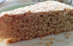 Mandelkuchen ohne Ei (Baking Bread Zucchini)