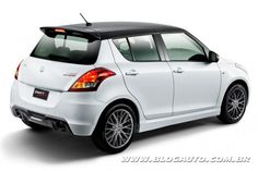Suzuki Swift Sport R 2015