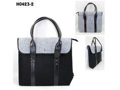 Unisex Stylish Felt Briefcase/ Handbag / Laptop Case| Buyerparty Inc.