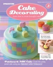 Cake Decorating is a series of best-selling Cake Decorating kits with guides and tools every month that teach you step-by-step how to make inspiring cakes, cupcakes, cake pops and celebratory cakes. Cake Decorating Magazine, Cake Decorating Tutorials, Decorating Ideas, Pastel Cakes, Colorful Cakes, Cupcakes, Cupcake Cakes, Biscuits, Bollywood