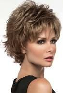 wigs for women over 50 - Google Search