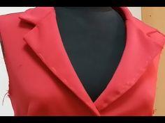 Elbiseye Erkek Yaka Nasıl Yapılır - Elbise Yakası Nasıl Dikilir / How to Dress Up? - YouTube