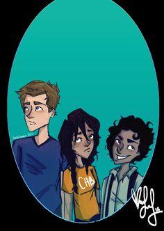 The Lost Hero: Jason, Piper, & Leo