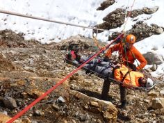 What motivates someone to join search and rescue?