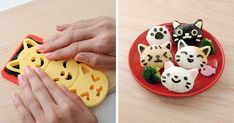 Turn Rice Balls Into Cute Kitties With This Purrfect Omusubi Kit   Bored Panda