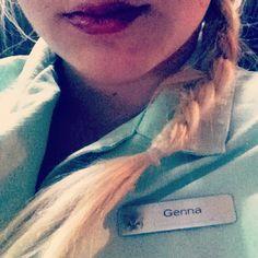 """@gennnnna's photo: """"star employee. #omni"""""""