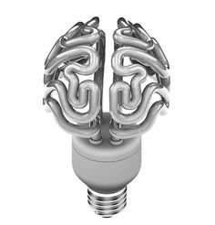 A thinking person's light