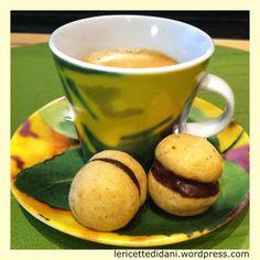 Baci di Dama #italiantraditionalfood