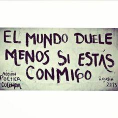 Acción Poética Colombia #Acción Poética Colombia #accionpoetica