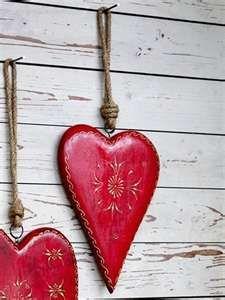 Nordic heart...
