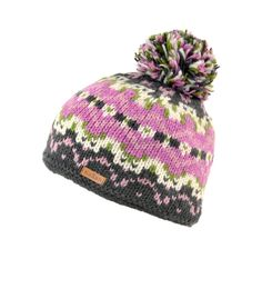 Valley Bobble Hat - Kusan - up to 65% off