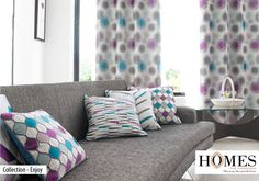 Draperies Collection - Enjoy. For best home furnishings visit www.homesfurnishi... #HomeDecore #interior #design #home #homesweethome #luxurious #luxe #inspiration