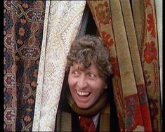 The Tiger Who Came To Tea: The Masque of Mandragora I Am The Doctor, 4th Doctor, Good Doctor, Doctor Who, Dr Who Tom Baker, Sam & Dave, Jelly Babies, Through Time And Space, Christopher Eccleston