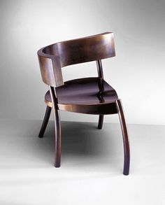 Metal Chair by Paul Freundt