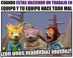 ¡ZON UNOS MALDITHOZ INUTILEZ!