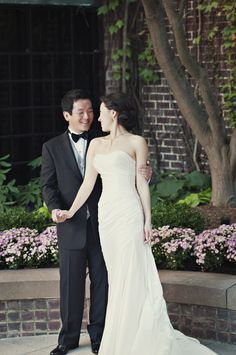Amazing August wedding. The couple quit their corporate jobs to start a wedding website.  How Romantic!