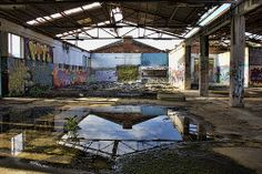 abandoned factory | Flickr - Photo Sharing!