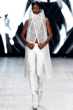 Gareth Pugh Spring 2012 Ready-to-Wear - Collection - Gallery - Style.com