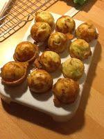 Uit mijn keukentje: Hartige cakepops
