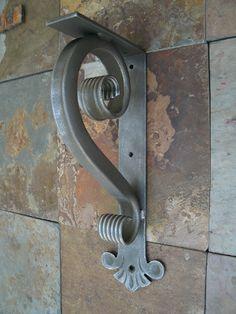 Iron Bracket-Thick Small Heavy Duty