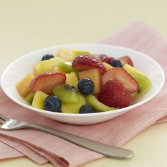 Very Vanilla Fruit Salad from McCormick.com