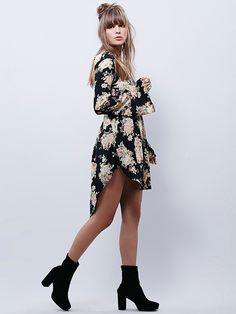 Free People Desert Child Dress at Free People Clothing Boutique