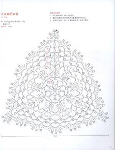 Asahi flower doily 2014 by MinjaB