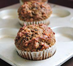 Carrot Beet Muffins