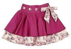 ru p = 4696744 African Dresses For Kids, Dresses Kids Girl, Kids Outfits, Children Dress, Children Clothing, Little Girl Skirts, Skirts For Kids, Baby Frocks Designs, Kids Frocks Design