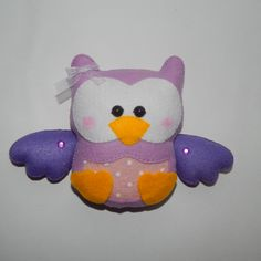 Make a Cute Felt Owl