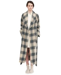 MARGARET HOWELL - DRESSING GOWN - NIGHTWEAR - WOMEN