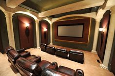 I am going to have a theater in my home one day